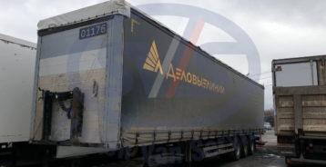Замена скобы тента в СПб от СТО Фургон сервис