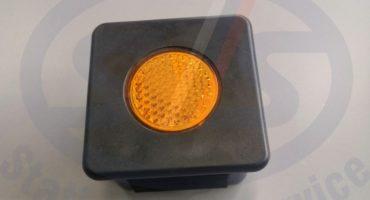 Заглушка противоподкатного бруса SCHMITZ, арт. 751649