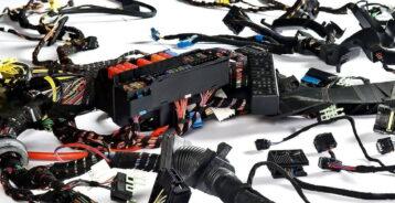 Ремонт электрики прицепов и полуприцепов
