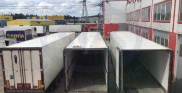 Герметизация крыши прицепов и полуприцепов