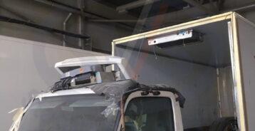 Ремонт и замена элементов фургонов