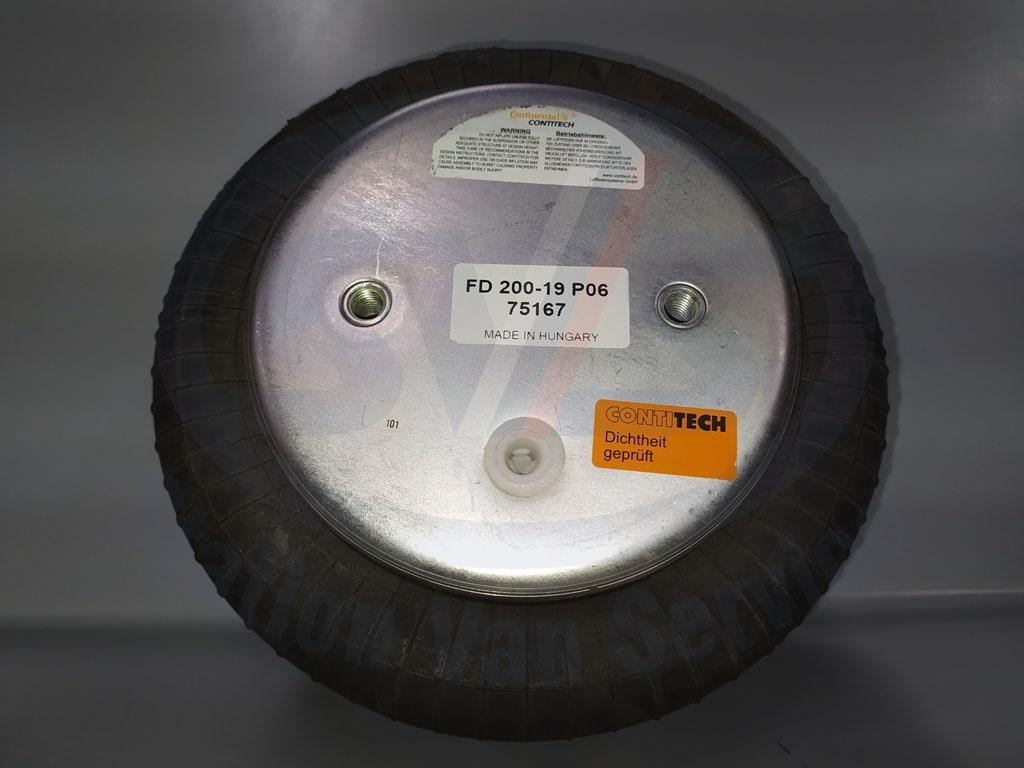 Phoenix Пневморессора SP2B12RA-4 003