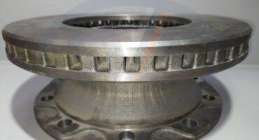 ТОНАР Тормозной диск с индуктором ABS 9043-3104020-90