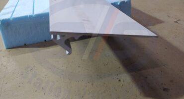 1125453 Соединительный профиль, боковая стена - задняя рама SCHMITZ Германия